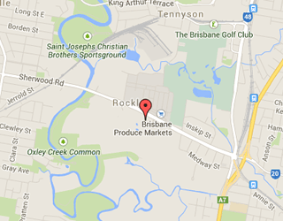 Brisbane Market Place Rocklea Location